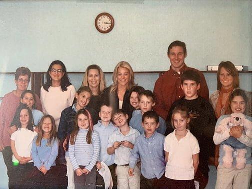 Alpine Christian School in 2004